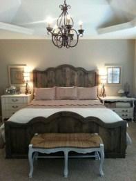 Modern Rustic Master Bedroom Design Ideas 10