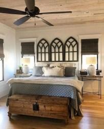 Modern Rustic Master Bedroom Design Ideas 25