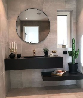 Outstanding Bathroom Mirror Design Ideas For Any Bathroom Model 24