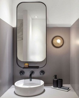 Outstanding Bathroom Mirror Design Ideas For Any Bathroom Model 26