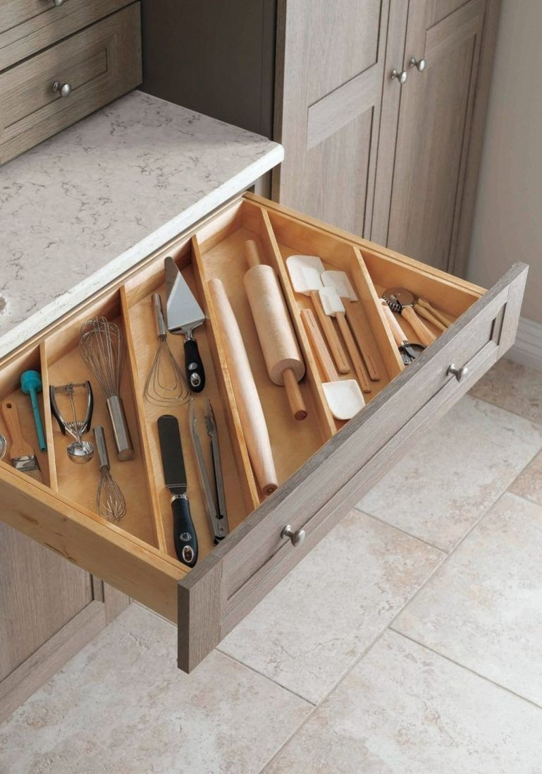 Unordinary Kitchen Storage Ideas To Save Your Space 09