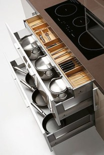 Unordinary Kitchen Storage Ideas To Save Your Space 30