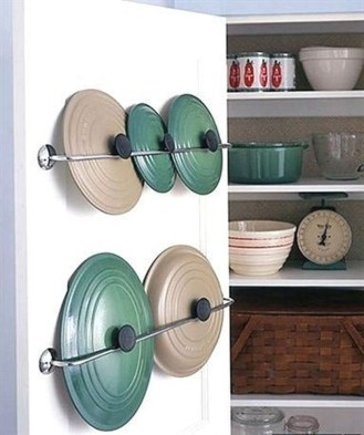 Unordinary Kitchen Storage Ideas To Save Your Space 34