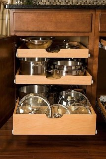 Unordinary Kitchen Storage Ideas To Save Your Space 40