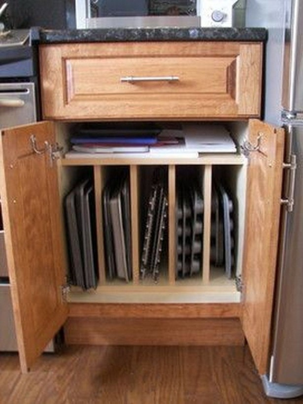 Unordinary Kitchen Storage Ideas To Save Your Space 52