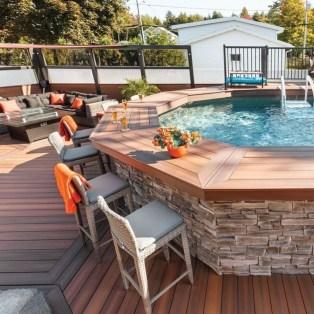 Unusual DIY Outdoor Bar Ideas On A Budget 18