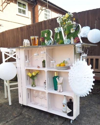 Unusual DIY Outdoor Bar Ideas On A Budget 36