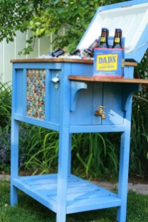 Unusual DIY Outdoor Bar Ideas On A Budget 38