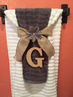 Affordable Towel Ideas For Best Bathroom Inspiration 16