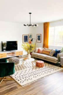 Charming Living Room Design Ideas For Sweet Home 17