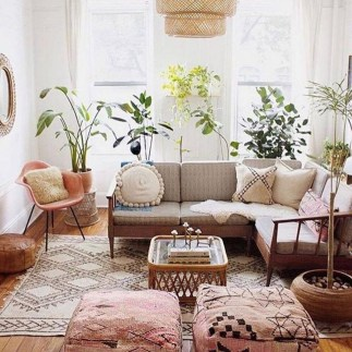 Charming Living Room Design Ideas For Sweet Home 18