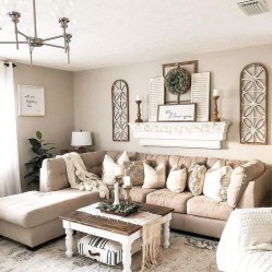 Charming Living Room Design Ideas For Sweet Home 20