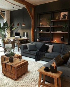Charming Living Room Design Ideas For Sweet Home 27