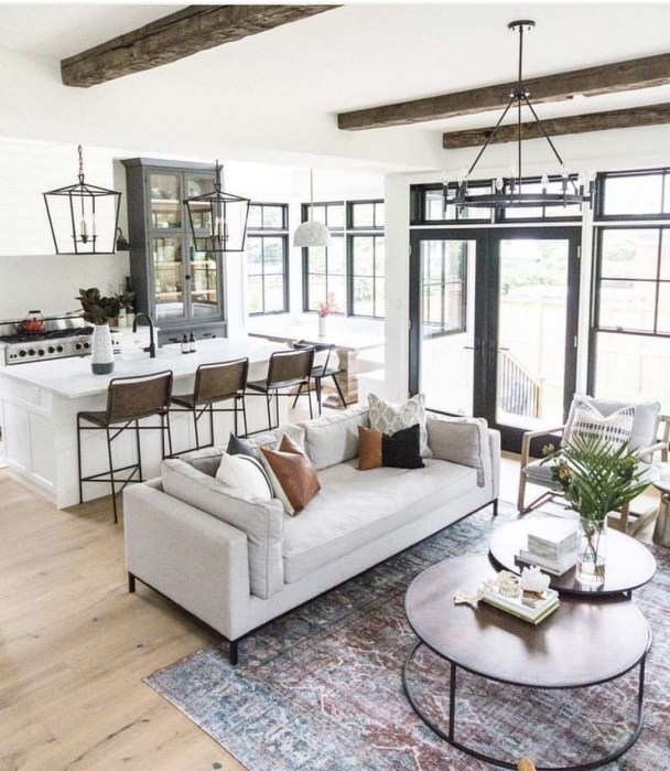 Charming Living Room Design Ideas For Sweet Home 51