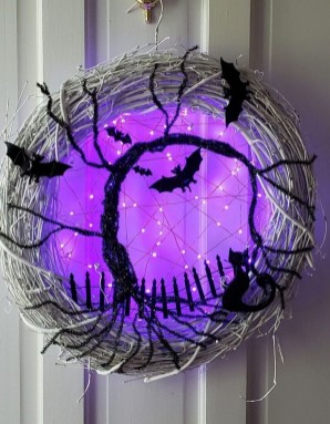 Cool DIY Halloween Decoration Ideas For Limited Budget 07
