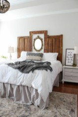 Creative DIY Bedroom Headboard To Make It More Comfortable 04