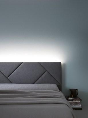 Creative DIY Bedroom Headboard To Make It More Comfortable 47