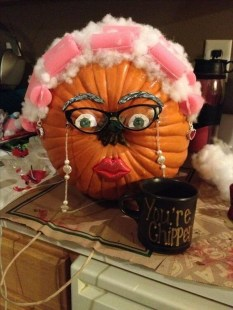 Cute Halloween Pumpkin Decoration Ideas For More Fun 30