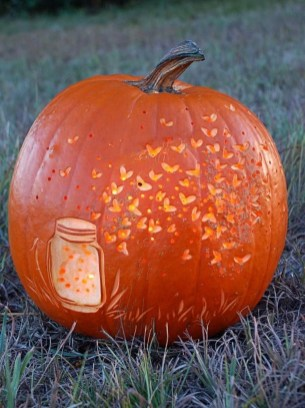 Cute Halloween Pumpkin Decoration Ideas For More Fun 42