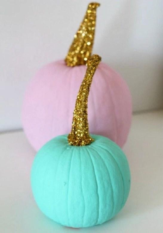 Cute Halloween Pumpkin Decoration Ideas For More Fun 54