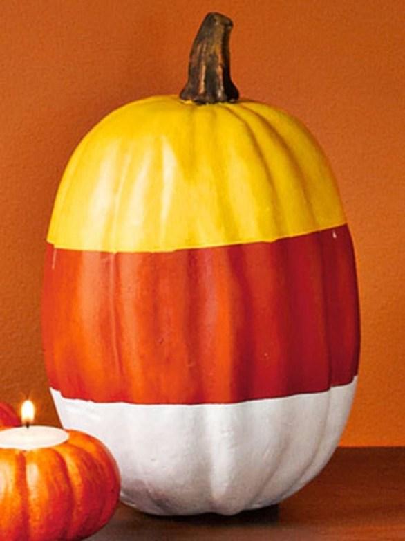 Cute Halloween Pumpkin Decoration Ideas For More Fun 55