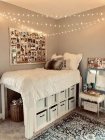 Fabulous DIY Small Bedroom Decoration Ideas On A Budget 11