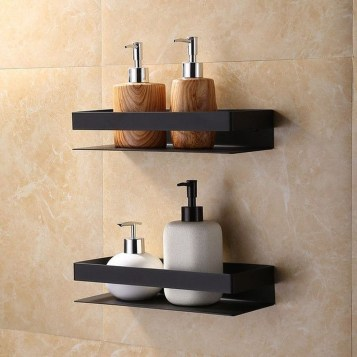 Gorgeous Bathroom Accesories Ideas For Comfortable Bathing 15
