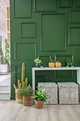 Luxurious DIY Accent Wall Interior Ideas For Inspiration 16