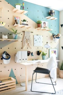 Luxurious DIY Accent Wall Interior Ideas For Inspiration 32