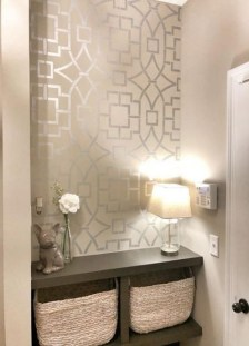Luxurious DIY Accent Wall Interior Ideas For Inspiration 40