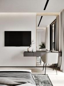 Minimalist Bedroom Decoration Ideas That Looks More Cool 11