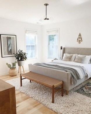 Minimalist Bedroom Decoration Ideas That Looks More Cool 26
