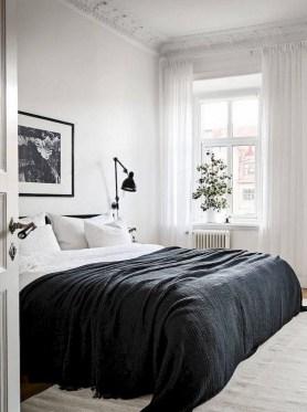 Minimalist Bedroom Decoration Ideas That Looks More Cool 42