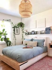 Minimalist Bedroom Decoration Ideas That Looks More Cool 50