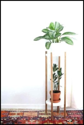 Popular Indoor Plant Stands Ideas For Fresh Home Inspiration 26
