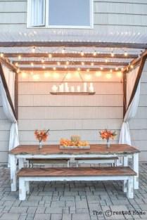 Amazing Design Ideas To Beautify Your Backyard 11