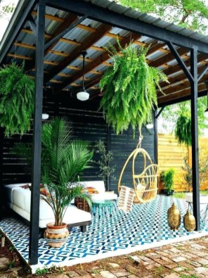 Amazing Design Ideas To Beautify Your Backyard 18