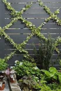 Amazing Design Ideas To Beautify Your Backyard 46