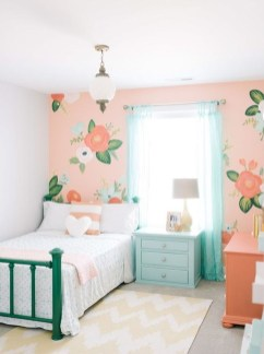 Awesome Child's Room Ideas With Wall Decoration 04
