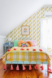 Awesome Child's Room Ideas With Wall Decoration 14