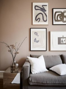 Cute Monochrome Living Room Decoration You Must Have 13