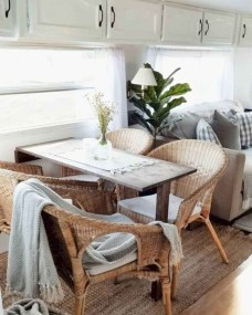 Fabulous RV Renovation Ideas To Make A Happy Campers 01
