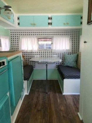 Fabulous RV Renovation Ideas To Make A Happy Campers 08