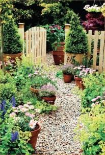 Marvelous Garden Border Ideas To Dress Up Your Landscape Edging 14