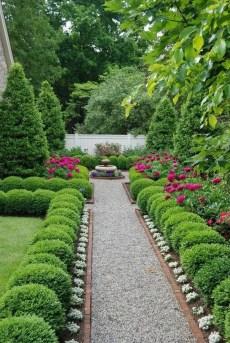 Marvelous Garden Border Ideas To Dress Up Your Landscape Edging 42