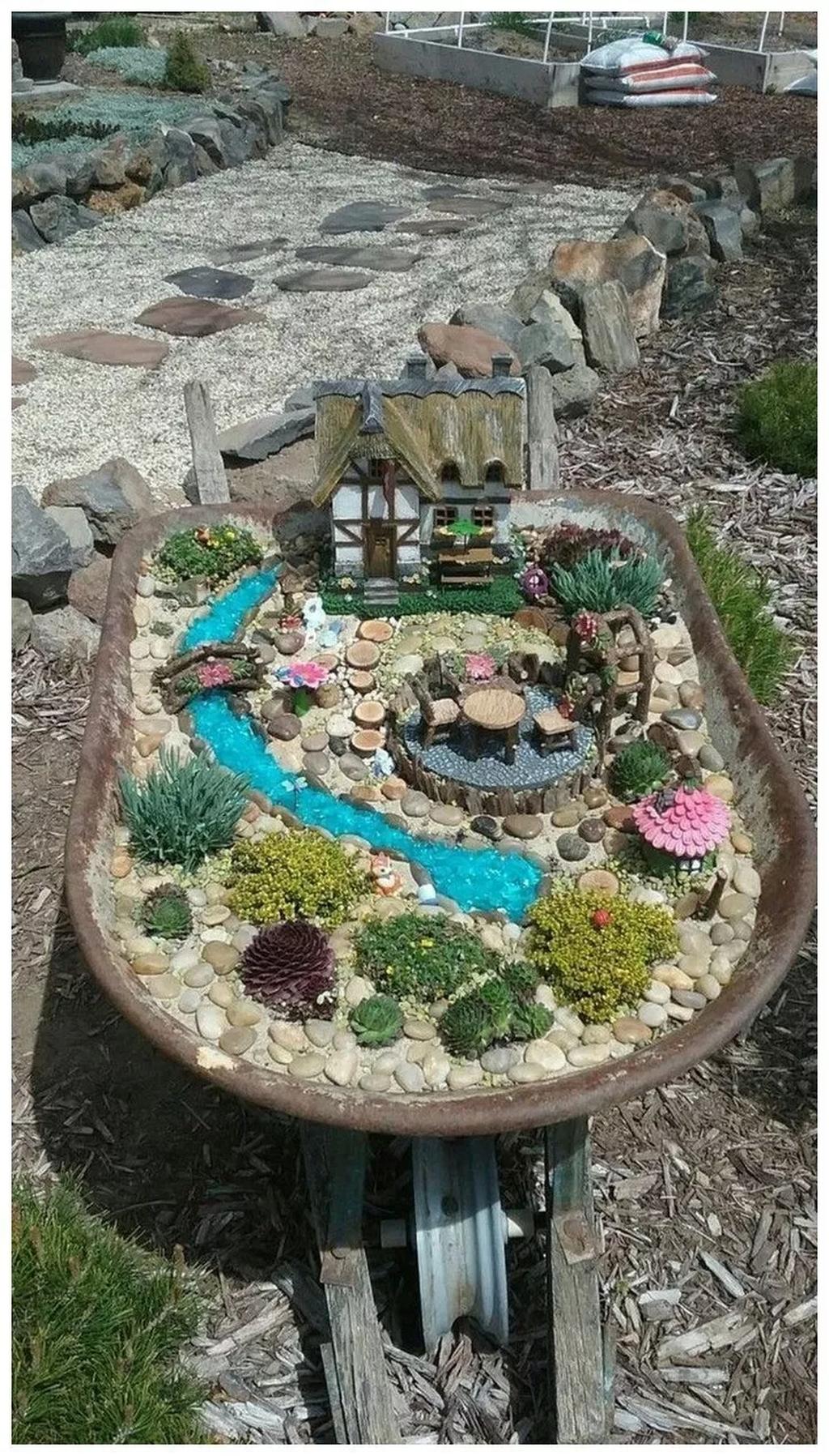 30 Perfect Fairy Garden Ideas To Inspire Your Mini Garden Lovahomy