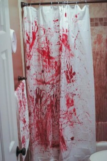 Scary Halloween Decorating Ideas For Your Bathroom 28