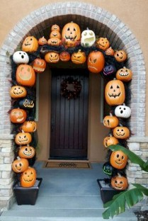 Spooktacular Halloween Outdoor Decoration To Terrify People 13