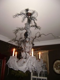 Spooktacular Halloween Outdoor Decoration To Terrify People 32