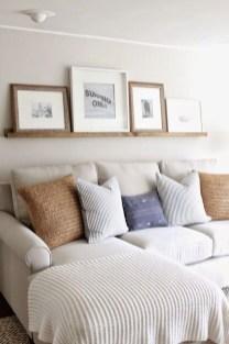 Trendy Living Room Wall Gallery Design Ideas 19